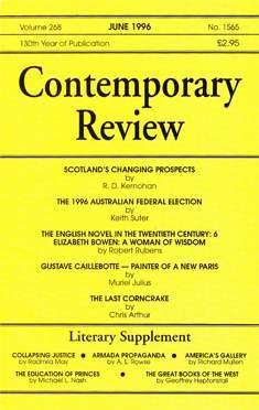 Contemporary Review, June 1996