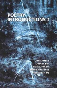 Poetry Introductions 1